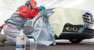 A repintura automóvel e o Inverno