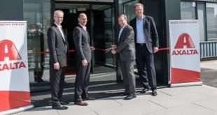 Axalta renova Centro de Tecnologia Europeu