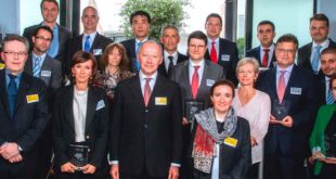 Renault atribui prémio inovação à Axalta