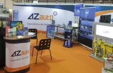 AZ Auto leva novas linhas de produto para o Expomecânica
