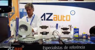 AZ Auto marcou presença positiva no Expomecânica