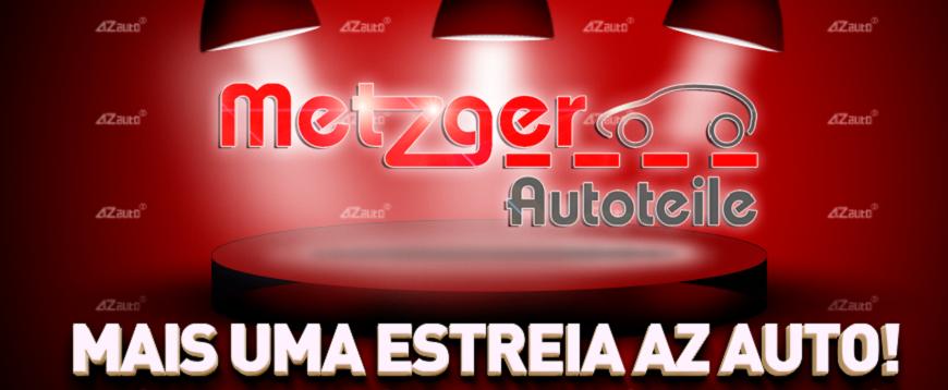 AZ Auto adiciona componentes Metzgerao seu portefólio