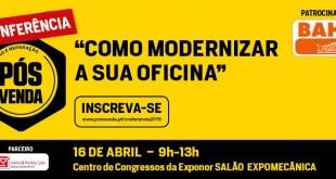 BAHCO é patrocinador Gold da Conferência PÓS-VENDA