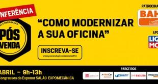 """Temas e oradores da Conferência """"Como modernizar a sua oficina"""""""