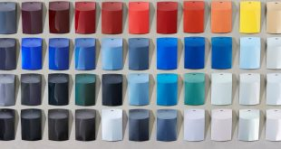 BASF divulga relatório de cores de 2016