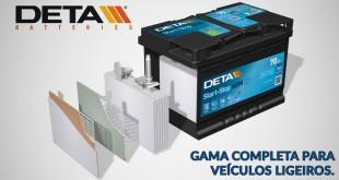 Sofrapa lança baterias Deta