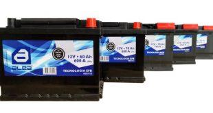 ALEA já possui baterias com tecnologia para veículos start/stop