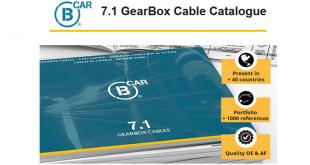 B Car lança novo catálogo de cabos de caixa de velocidades
