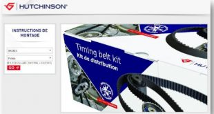 BeeMyBees atualiza plataforma da Hutchinson com instruções online para montagem de correias de distribuição