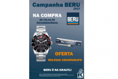 Krautli lança campanha de velas de incandescência Beru
