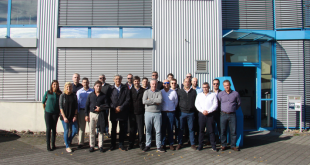 bilstein group promove visita técnica