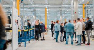 Novas instalações do bilstein group Engineering foram inauguradas
