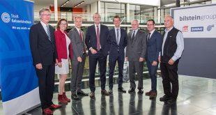 Novo centro logístico bilstein group na Alemanha