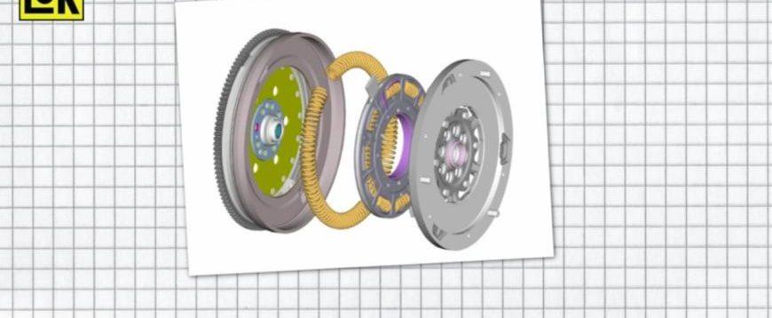 Como funciona um volante Bimassa?