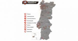 Rede Blacktire já está implementada em Portugal