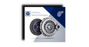 Blue Print com gama alargada em embraiagens para aplicações europeias