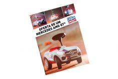 """Auto Delta e Liqui Moly oferecem """"Bobby Car"""""""