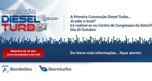 1º Convenção Diesel Turbo (Bombóleo) agendada para 20 de outubro