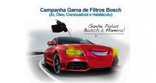 Bombóleo com campanha de filtros Bosch