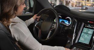 Bosch desenvolve assistente de voz para automóvel