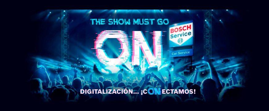 Rede Bosch Car Service vai apresentar novidades em Convenção