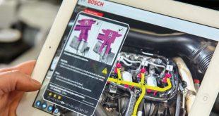 """Bosch apresenta o """"Connected Repair"""" para oficinas em Frankfurt"""