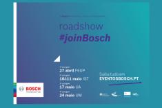 Bosch procura jovens valores