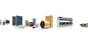 Bosch lança campanha de peças para as oficinas