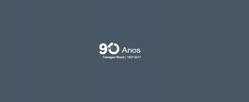 Bosch comemora 90 anos do servo-freio