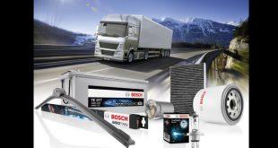Bosch dá conselhos para a manutenção de veículos pesados