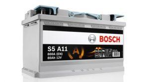 """Bosch: """"Há cuidados específicos que as oficinas devem ter nas baterias para start&stop"""""""