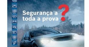 Bosch promove campanha de segurança