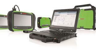 Nova geração Bosch KTS garante diagnóstico Ethernet