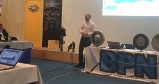BPN faz formação com Behr, Sachs e Mann Filter