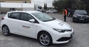 Bridgestone revoluciona segurança com tecnologia Driveguard