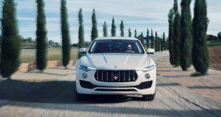 Dueler H/P Sport da Bridgestone equipa SUV Maserati