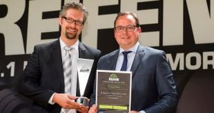 DriveGuard da Bridgestone foi premiado em Reifen