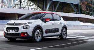 Novo C3 estreia mundialmente o ConnectedCAM Citroën