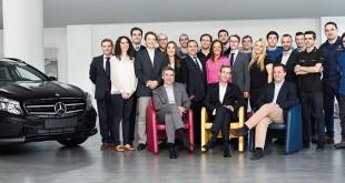 """Caetano Star Gaia """"Concessionário do Ano de 2015"""" da Mercedes"""