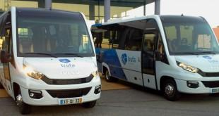 CaetanoBus entrega 4 iTrabus S33 ao município da Trofa