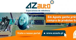 AZ Auto promove campanha de Verão com a marca Galfer
