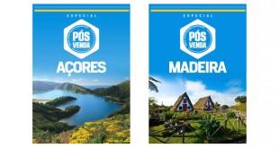 Revista PÓS-VENDA dinamiza Especial Madeira e Açores