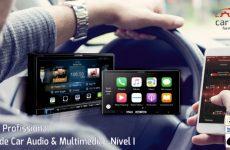 Car Academy realiza formação em Sistemas de Car Audio e Multimédia