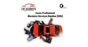 Car Academy realiza curso de Mecânico de Serviços Rápidos