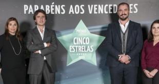 """Carglass vence """"Selo Serviço Cinco Estrelas 2016"""""""