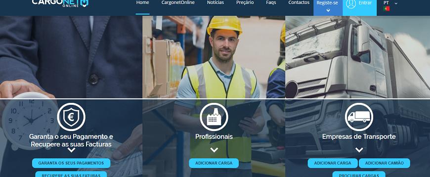 CargoNetOnline apresenta novos serviços no Salão Nacional do Transporte