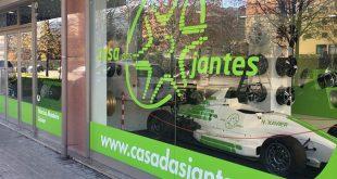 Casa das Jantes inaugura nova loja em Braga