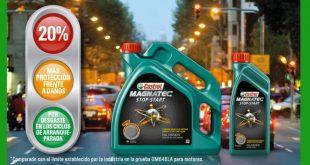 Castrol lança lubrificante para proteger os motores do pára-arranca