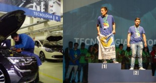 CEPRA obtém Ouro no Campeonato Nacional das Profissões