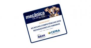 CEPRA realiza workshop´s para as oficinas na Mecânica